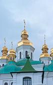Kostel narození panny marie daleko jeskyní, kyjev — Stock fotografie