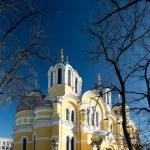 Vladimir Cathedral in Kiev, Ukraine — Stock Photo #27779695