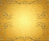 Gold background — 图库照片