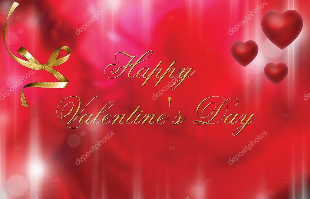 Valentine's Day Card  Stock Photo #21156333