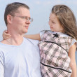 Father and daughter — Stock Photo #29202021