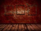 Interior of vintage room — Stock Photo
