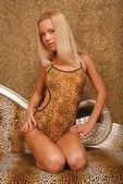 Sexy girl — Stock Photo