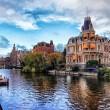 Amsterdam — Stock Photo #38163837
