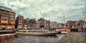Amsterdam — Stockfoto