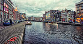 Amsterdam — Foto de Stock