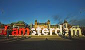Amsterdam — Stock Photo