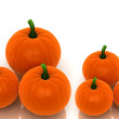 Pumkins - Stock Photo