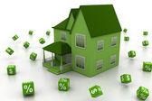 Sale house concept — Stock Photo