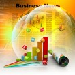 Business graph - 
