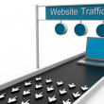 Website Traffic — Stock Photo