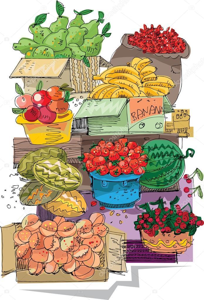 fruit stall business plan