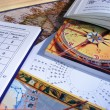 Astrology table — Photo #2577033