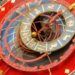 Zodiacal clock in Bern — 图库照片 #12499751