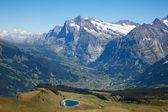 Grindelwald — Stock Photo