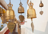 Temple bell — Stock Photo