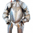 Knights armour — Stock Photo