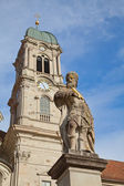 Benedictine abbey of Einsiedeln — Foto de Stock