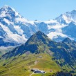 Mount Jungfrau - Stock Photo