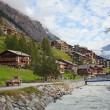 City Zermatt — Stock Photo #14033179