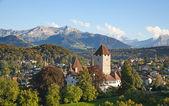 施皮茨城堡 — 图库照片