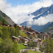 City Zermatt — Stock Photo #14043173