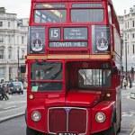 London's doubledecker — Stock Photo #15719559