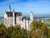 Castelo de neuschwanstein — Foto Stock