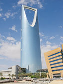 Kingdom tower — Foto de Stock