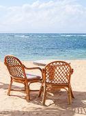 Bali. jimbaran beach — Stok fotoğraf