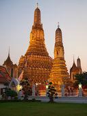 Wat arun, bangkok, thailand — Stockfoto