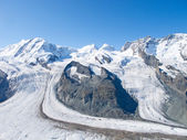 Melting glaciers — 图库照片