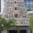 Hindu temple in Singapore — Stock Photo #15721337