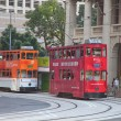 Hong Kong Tram — Stock Photo #17382565