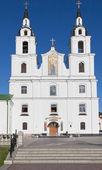 Die kathedrale des heiligen geistes in minsk — Stockfoto