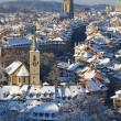 Bern in winter — Stock Photo #21751697