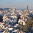Bern in winter — Stock Photo