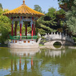 Traditional chinese garden — Stock Photo #21755459