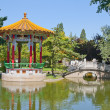 Traditional chinese garden — Stock Photo #21758371