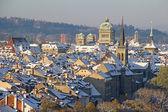 Berna en invierno — Foto de Stock