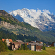 Mount Jungfrau — Stock Photo