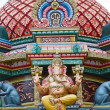 Hindu temple in Singapore — Stock Photo #22014503