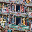 Hindu temple in Singapore — Stock Photo #24450493