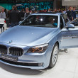 BMW on Geneva motorshow — Stock Photo