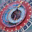 Zodiacal clock in Bern — Stockfoto