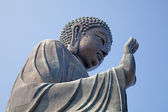 Giant Buddha complex — Stock Photo