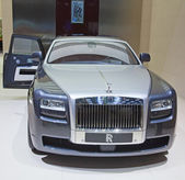 The Rolls Royce Phantom Spirit — Стоковое фото