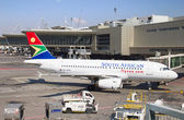 Johannesburg Tambo Airport — Stock Photo