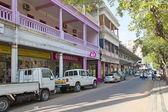 Streets of Maputo — Stock Photo