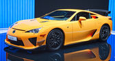 The Lexus(Toyota) LFA — Foto Stock
